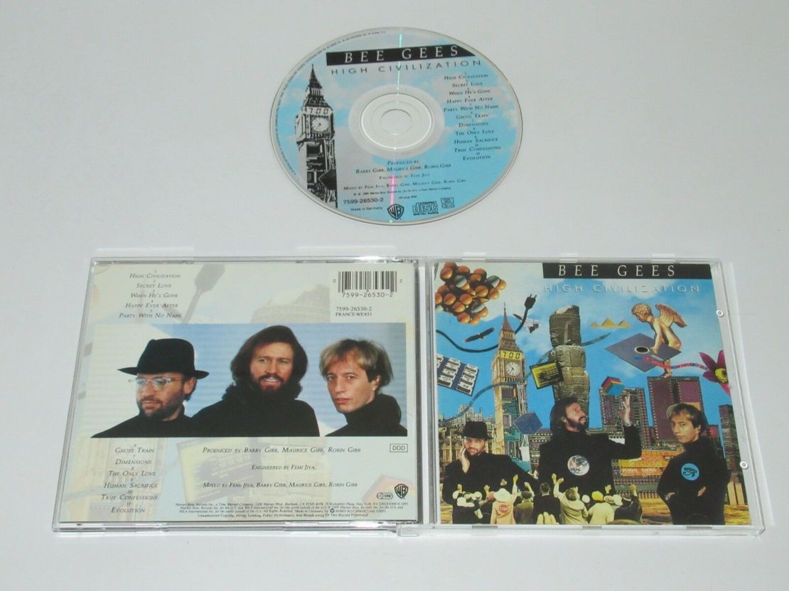 High Civilization by Bee Gees (CD, May-1991, Warner Bros.) for sale online  | eBay