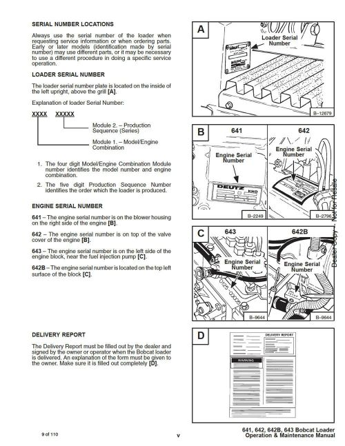 small resolution of 642 bobcat wiring diagram layout wiring diagrams u2022 rh laurafinlay co uk bobcat skid steer wiring