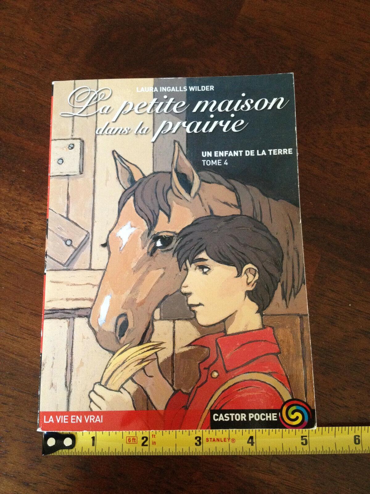 Laura Petite Maison Dans La Prairie : laura, petite, maison, prairie, Petite, Maison, Prairie., Enfant, Terre., Laura, Ingalls, Online