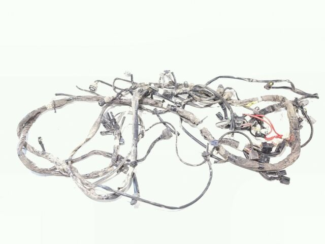 16 Yamaha YXZ1000 R SE Main Wiring Wire Harness Loom 2HC
