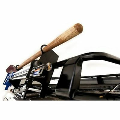 arb k6202 kaymar jack shovel holder to suit arb roof racks exc toyota lc100 ebay