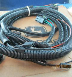 at116412 john deere 644e ez wheel loader frame wiring harness a1top for sale online ebay [ 1600 x 1200 Pixel ]