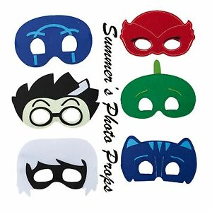 Pj Mask Villains Mask Only Ready To Ship Super Hero Pj Masks Lot Options Ebay