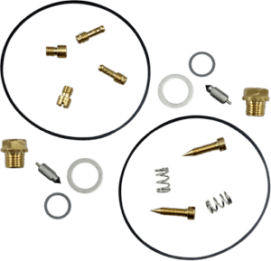 Parts Unlimited Carburetor Carb Rebuild Kit For 1984-1985