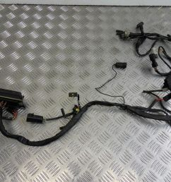 ducati monster 900 main wiring loom harness approximate year 1996 [ 1600 x 1200 Pixel ]