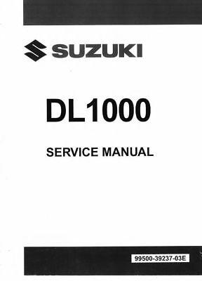 Suzuki V-Strom Vstrom 1000 2008 2009 2010 2011 2012