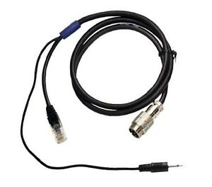 Heil Sound HSTA-IM Mic adapter cable: Icom 8-pin to