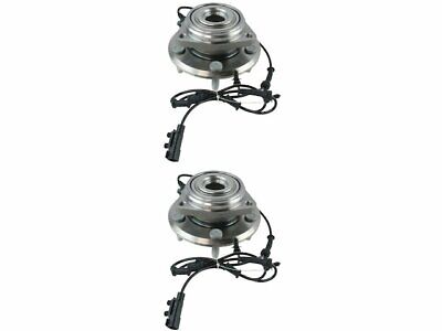 Front Wheel Hub and Bearing Kit For 11-17 Jeep Wrangler