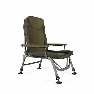 fishing chair rain cover yellow and white accent chairs cyprinus lazy boy hi leg arm seat 5056027102826 ebay image is loading