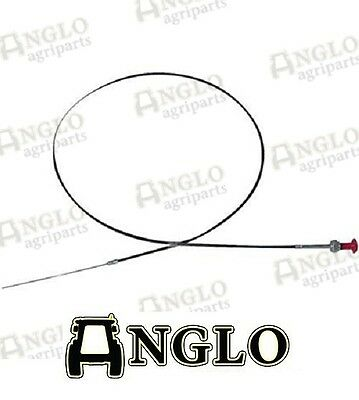 Engine Stop Cable 1600mm Ford New Holland 10 100 1000 30