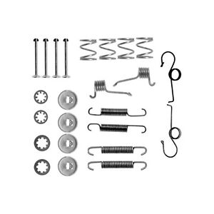 FORD FIESTA MK1 (1977->1983) REAR BRAKE SHOE FITTING KIT