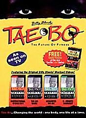 Tae Bo 8 Minute Workout : minute, workout, Billy, Blanks', Tae-Bo, Instructional, Workout,, Basic,, Advanced,, 8-Minute, Workout, 664221310036