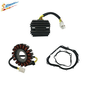 STATOR&REGULATOR RECTIFIER&GASKET for SUZUKI GSXR 750 2006