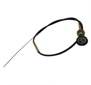 RHD Choke Cable For Land Rover Series 3 2.25 Petrol 599336