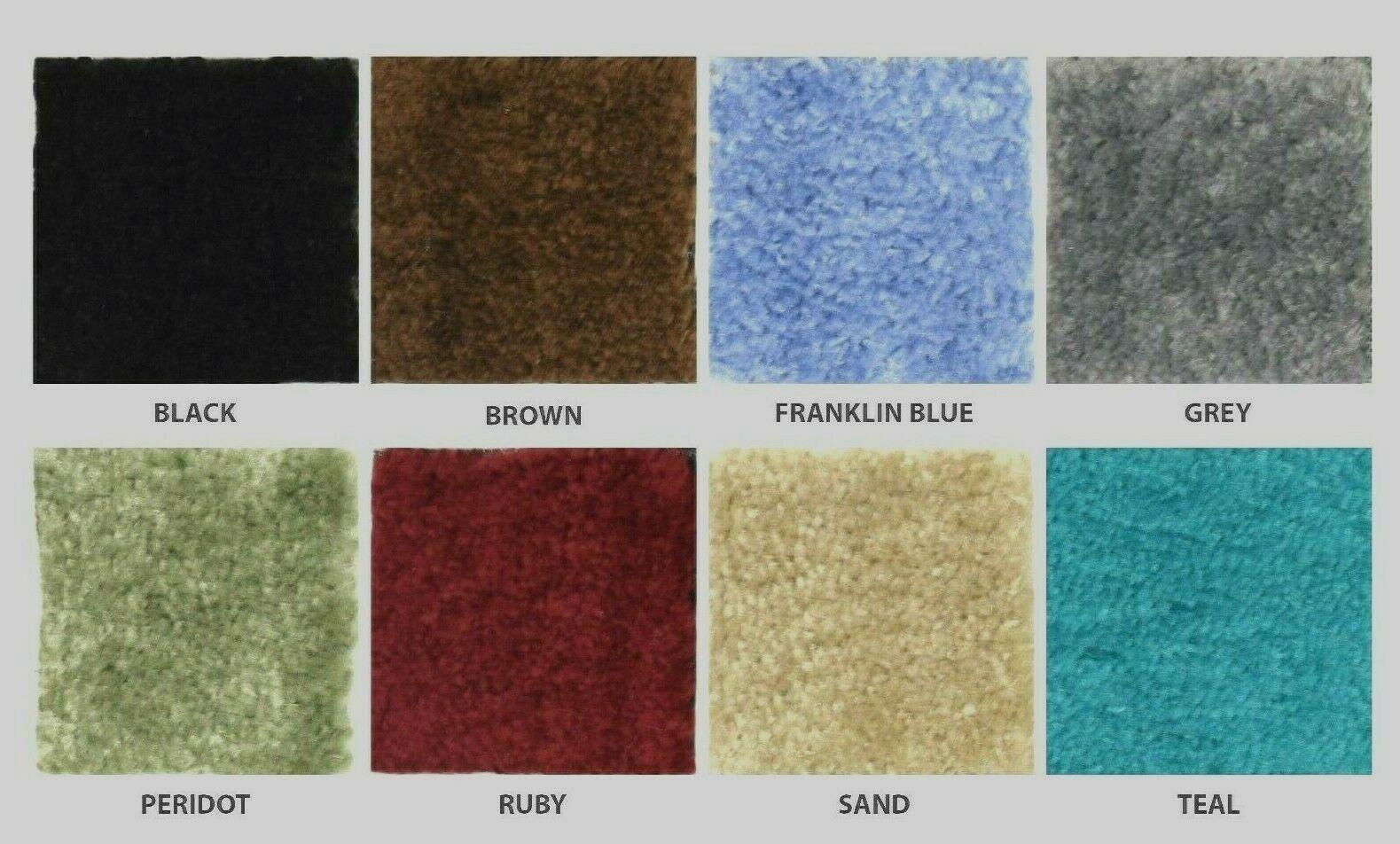 Madison Industries Plush Bathroom Carpet 5 X 6 For Sale Online Ebay
