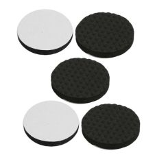 Chair Felt Pads Wedding Covers Cambridge Home Office Self Adhesive Table Legs Furniture Black 30mm 5pcs