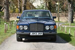 Bentley Eight - Very Presentable, Fantastic Service History