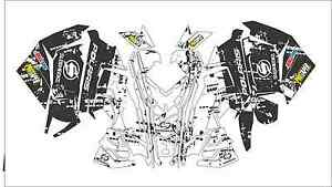 POLARIS AXYS WRAP KIT SKS decal GRAPHICS 800 600 PRO RMK