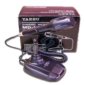 Yaesu MD100A8X Desk Mic for FT450 FD857 FD897 FT950