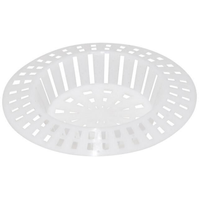 7cm set of 2 plastic sink strainers kitchen craft strainer two