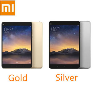 New Xiaomi Mi Pad 2 2/16GB Android Tablet PC Silver Golden 7.9 Inch Wi-Fi