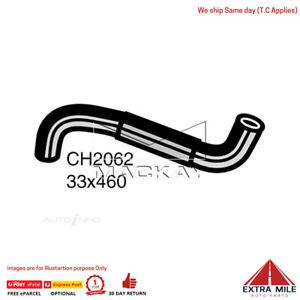 CH2062 Radiator Lower Hose for Nissan Navara D21 2.4L I4