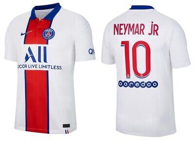 trikot nike paris saint germain 2020 2021 away neymar jr 10 i psg auswarts ebay