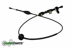 OEM MOPAR TRANSMISSION SHIFTER SHIFT CONTROL CABLE 02-08