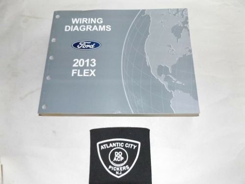 small resolution of 2013 ford flex electrical wiring diagrams factory oem service manual