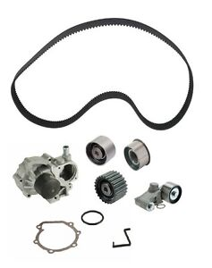 Timing Belt Kit w/ Rollers Water Pump Aftermarket For Saab
