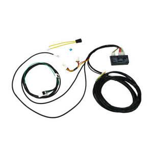 TAG Direct Fit Towbar Wiring Harness Electrics & ECU