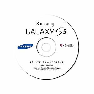 User Manual for Samsung Galaxy S5 Smart Cell Phone (G900T