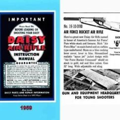 Daisy Air Rifle Parts Diagram Arb Locker Wiring 1959 Rilfes Manual Diagrams Ebay Image Is Loading Amp