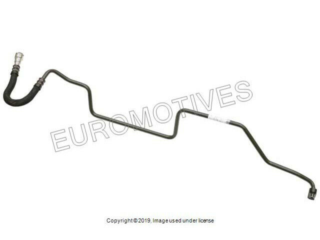 BMW e46 Automatic Transmission Cooling Line (Inlet
