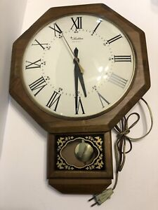 United Clock Corp : united, clock, United, Clock, Electric, Model, Tradition, Working