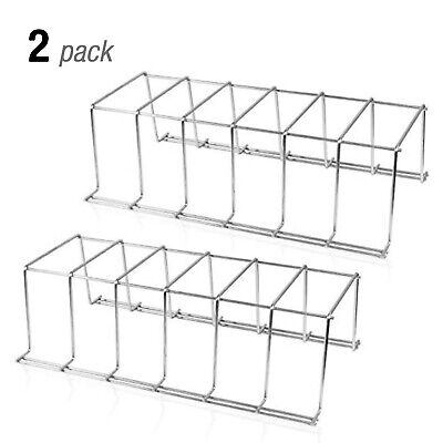 [2 PACK] Wire Guard for Emergency Light & Exit Sign