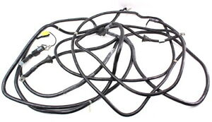 Trunk To Engine Positive Battery Cable 04-06 VW Phaeton