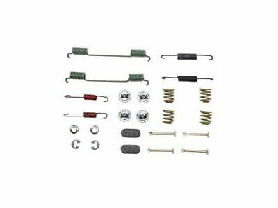 Rear Drum Brake Hardware Kit fits Chrysler Sebring 1996