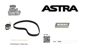 Kit Distribuzione + Pompa Acqua Opel Astra H 1.7 CDTi 59