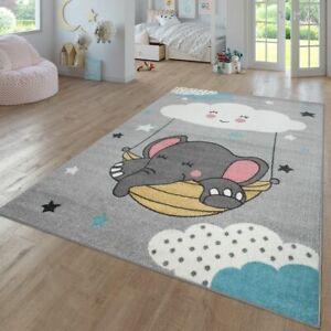 https www ebay fr itm tapis pour enfant pour chambre denfant nuage elephant motif enfants poils r 293617967067