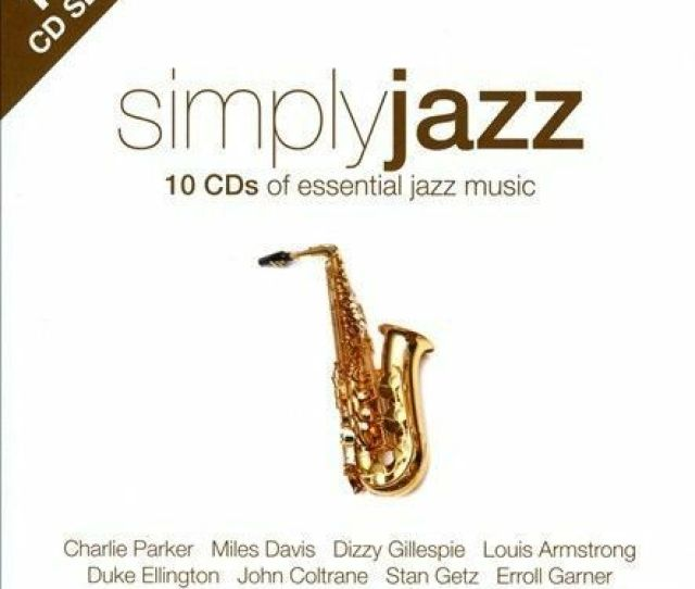 Simply Jazz  Box By Various Artists Cd Jul   Discs Union Square Music Ebay