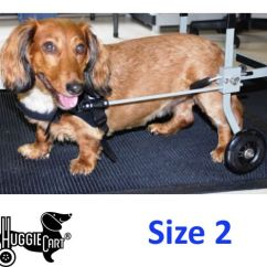 Wheelchair Dog Personalized Baby Chair Extra Small Size Huggiecart Approx 9 18 Lbs Ready To New 2 10 21