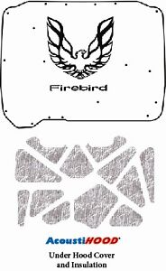 1982 1992 Pontiac Firebird Under Hood Cover with G-026
