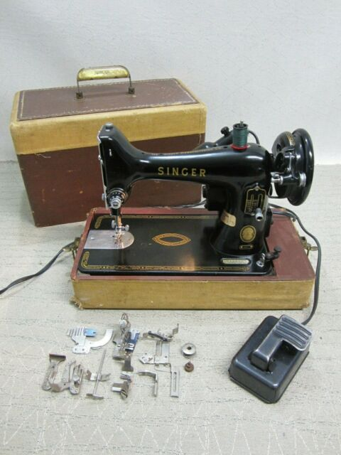 How to Price Antique Singer Sewing Machines | Our Pastimes