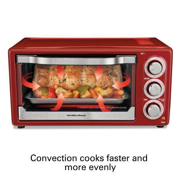 Small Countertop Convection Oven