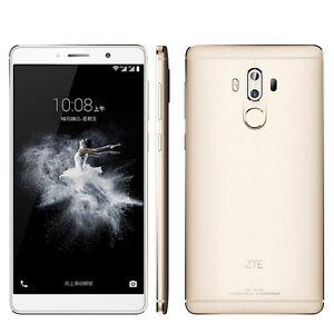 """Original ZTE Axon 7 Max 6.0"""" Android 6.0 Octa Core 13.0MP 4+64GB LTE Smartphone"""