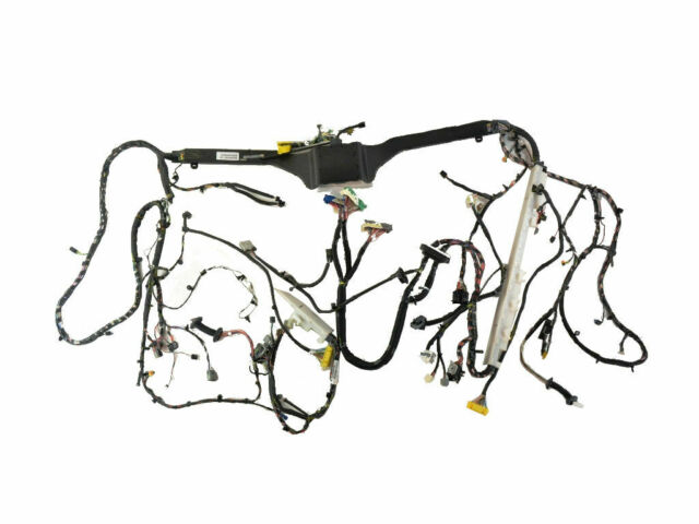 Body Wiring Harness Mopar 68231282AC fits 2015 Jeep Grand