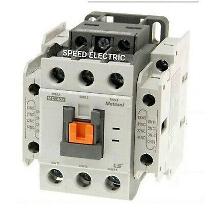 LS Electric Metasol MC-40a Electric Magnetic Contactor 3P 2a2b 2NO2NC | eBay