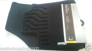 details sur 4 tapis de sol textile original renault sport megane iv 4 gt berline