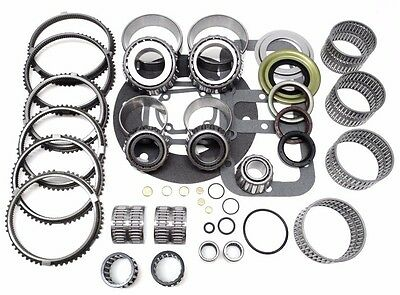 Ford ZF S542 Truck 5-speed Deluxe Rebuilding & Bearing Kit